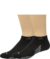 adidas - climacool® X III 2-Pair Pack Low Cut Socks