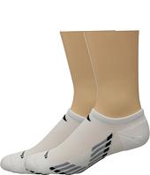 adidas - climacool® X III 2-Pack No Show Socks