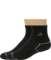 adidas - climacool® II 2-Pack Quarter Socks