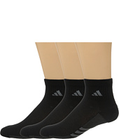 adidas - climacool® Superlite 3-Pack Quarter Socks