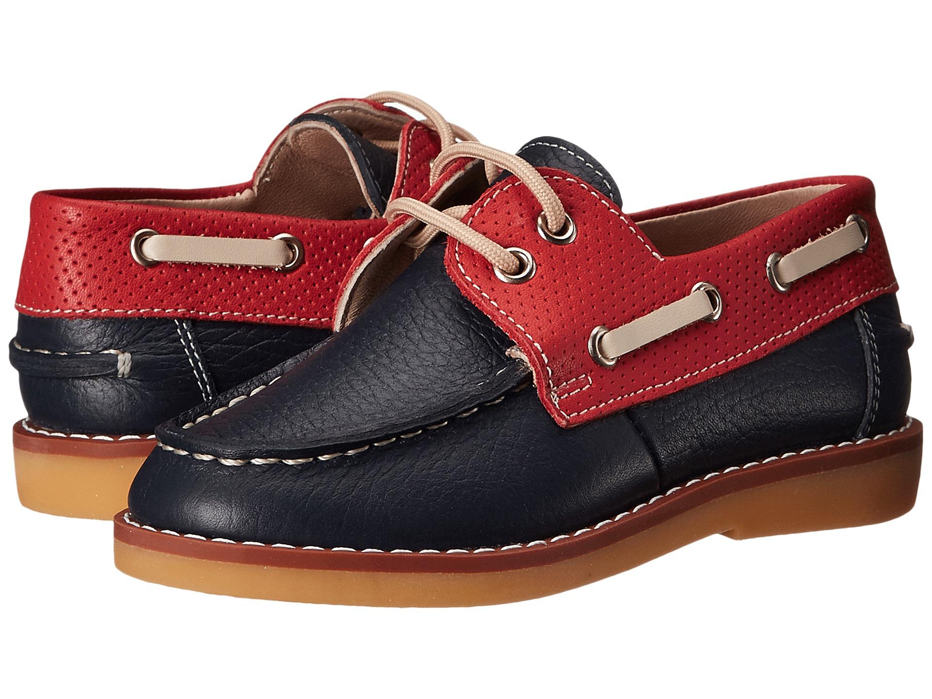 Elephantito Boat Shoes Toddler Little Kid Big Kid