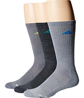 adidas Cushioned Color 3-Pack Crew Socks