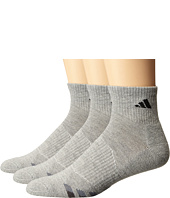 adidas - Cushion 3-Pack Quarter Socks