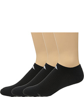 adidas - Cushion 3-Pack No Show Socks