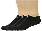 adidas Cushion 3-Pack No Show Socks