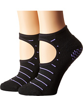 adidas - Studio 2 Pack Super No Show Socks