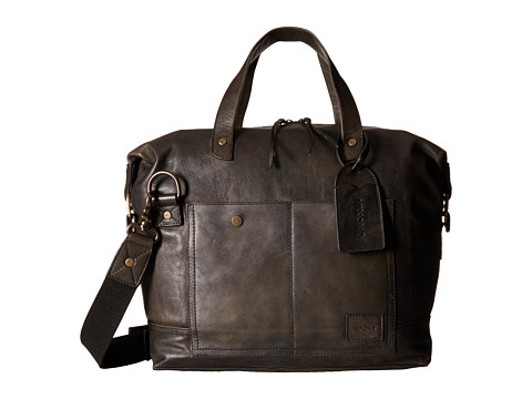 Nixon Calle Messenger Bag - Black