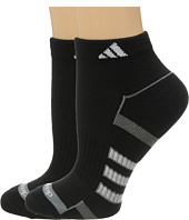 adidas - ClimaLite® II 2-Pair Low Cut Socks