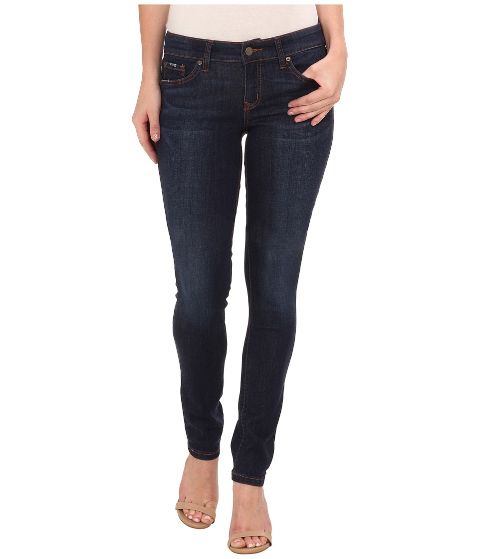 Level 99 Lily Skinny Straight in Ferris Ferris Womens Jeans