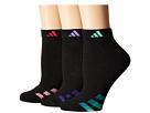 adidas Cushioned Variegated 3-Pack Low Cut Socks