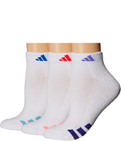 adidas - Cushioned Variegated 3-Pack Low Cut Socks