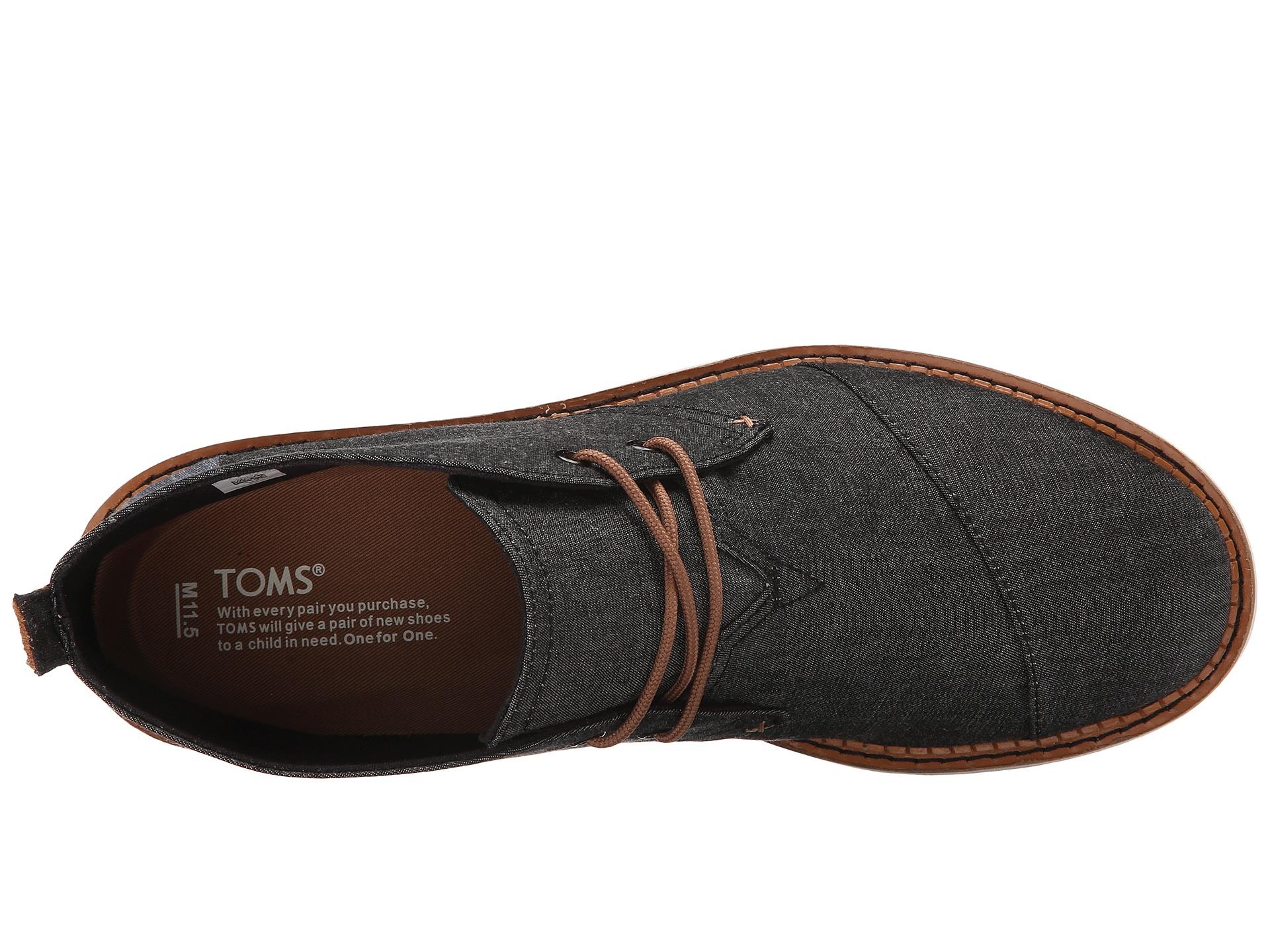 TOMS Mateo Chukka Boot - Zappos.com Free Shipping BOTH Ways