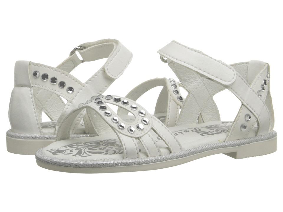 Primigi Kids Abby Toddler/Little Kid White Girls Shoes