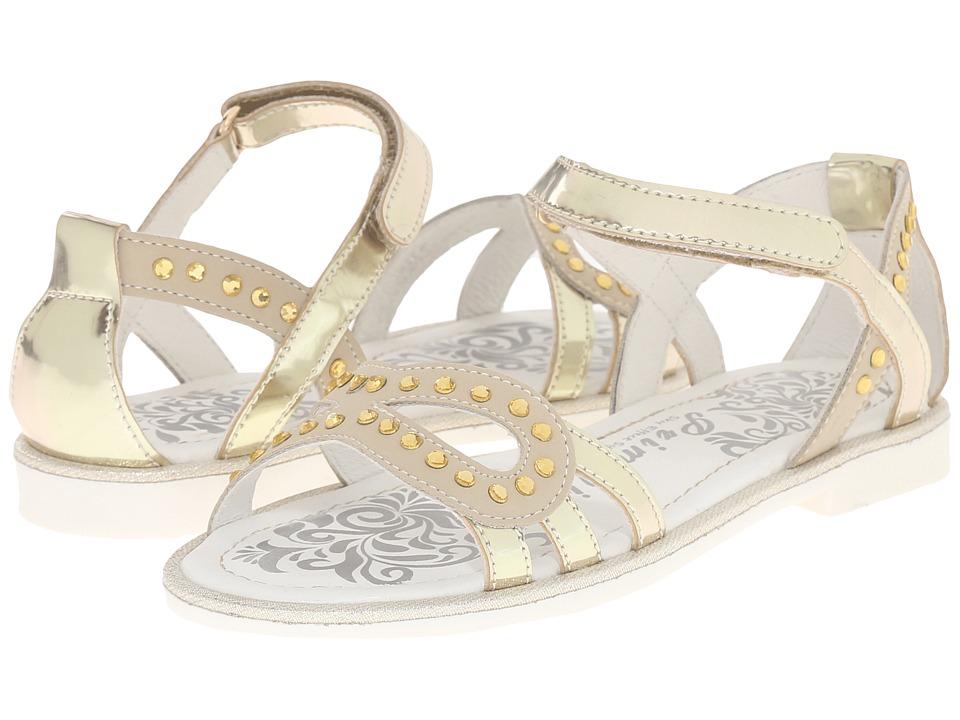 Primigi Kids Abby Little Kid Gold Girls Shoes