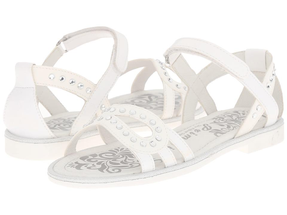 Primigi Kids Abby Little Kid White Girls Shoes