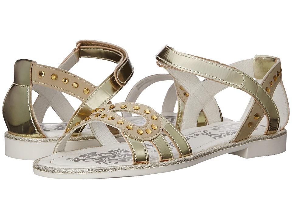 Primigi Kids Abby Big Kid Gold Girls Shoes