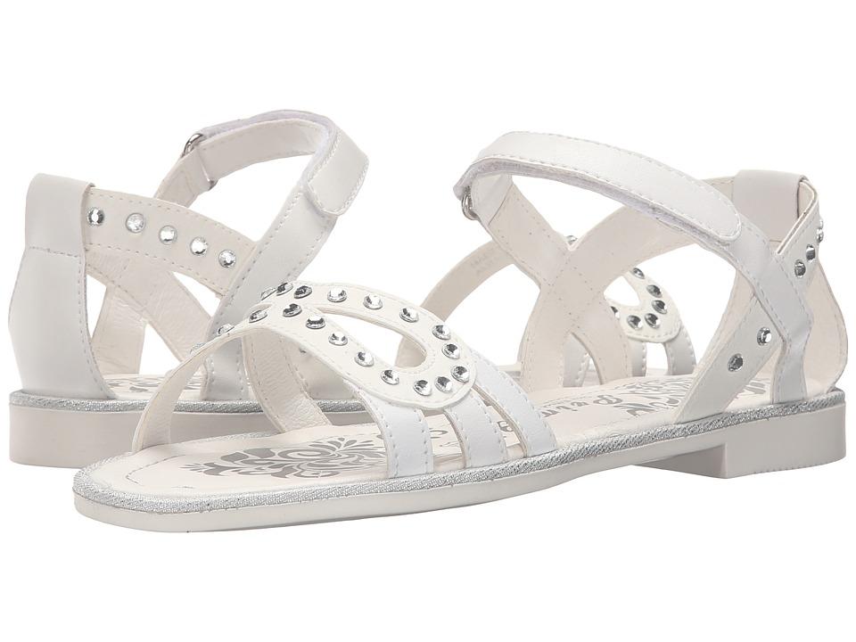 Primigi Kids Abby Big Kid White Girls Shoes