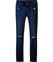 DL1961 Kids - Chloe Distressed Skinny Jeans in Possum (Big Kids)