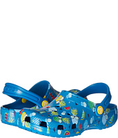 Crocs Kids - Classic Summer Fun Clog (Toddler/Little Kid)