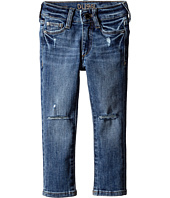 DL1961 Kids - Chloe Distressed Skinny Jeans in Pollina (Toddler/Little Kids)