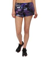 Reebok - Delta Glitch Print Shorts