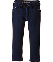 DL1961 Kids - Chloe Skinny Jeans in Flatiron (Toddler/Little Kids)