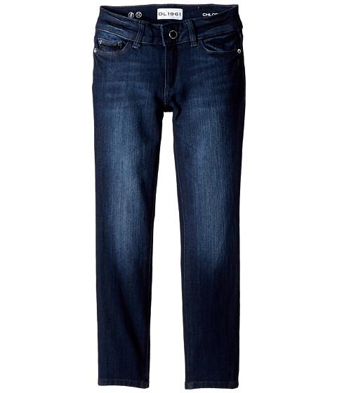 DL1961 Kids Chloe Skinny Jeans in Lima (Big Kids)