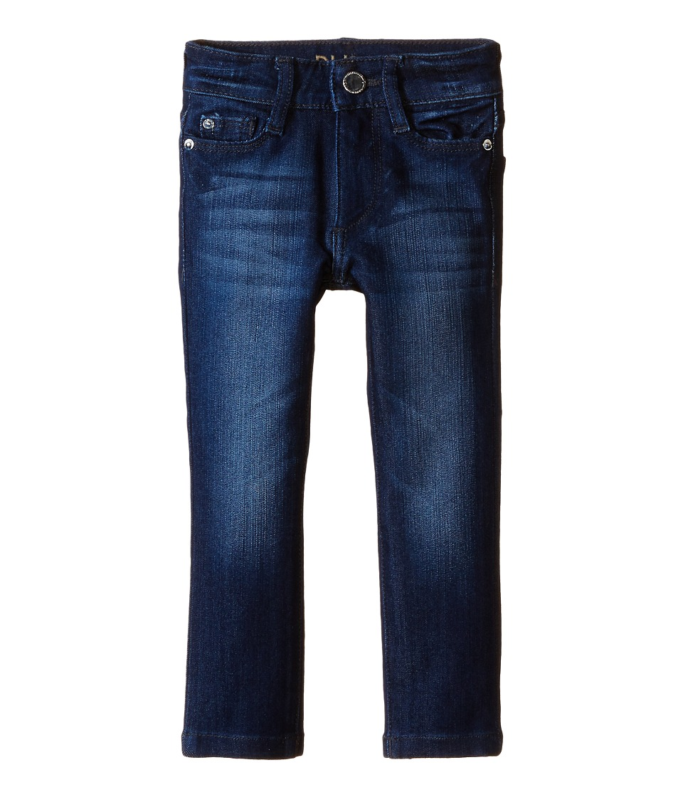 DL1961 Kids Chloe Skinny Jeans in Lima (Toddler/Little Kids) (Lima) Girl