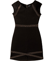 Marciano Kids - Studded Tulip Dress (Big Kids)