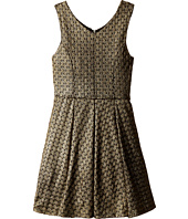 Marciano Kids - Metallic Foil Lace Dress (Big Kids)