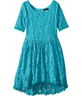 Marciano Kids - Hi Low Lace Dress (Big Kids)