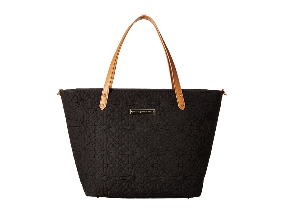 petunia pickle bottom Embossed Downtown Tote Bedford Avenue Stop Special Edition Tote Handbags