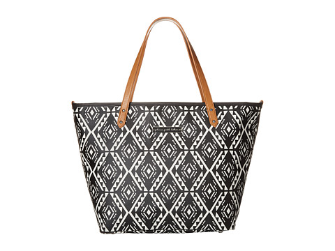 petunia pickle bottom Glazed Downtown Tote - Secrets of Salvador