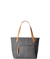 petunia pickle bottom - Embossed Downtown Tote Mini