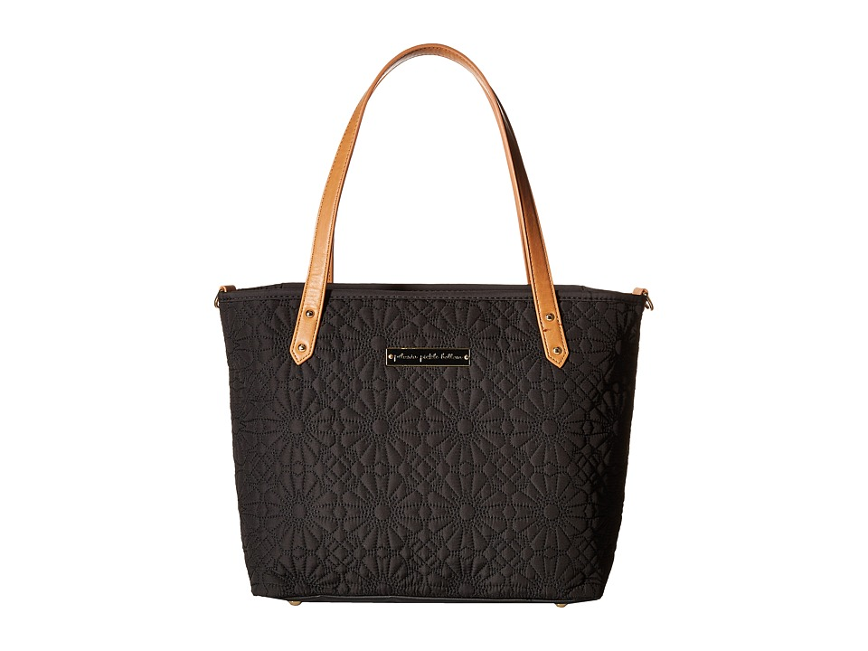 petunia pickle bottom Embossed Downtown Tote Mini Bedford Avenue Stop Special Edition Tote Handbags