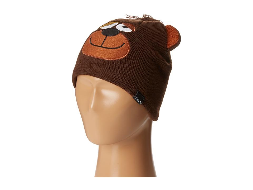 BULA Fun Beanie Big Kid Bear Beanies