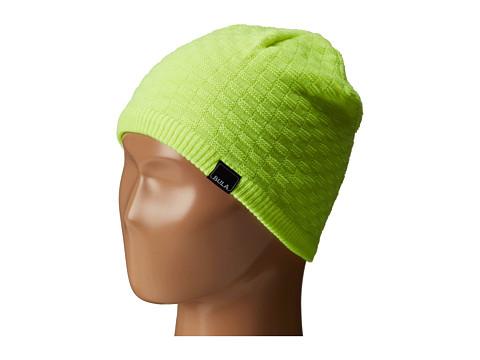 BULA Neon Beanie (Big Kid) - Neon Lime