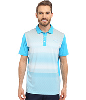 PUMA Golf - GT Brush Stripe Polo