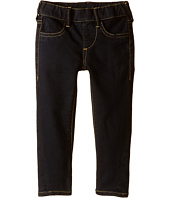 True Religion Kids - Casey Skinny Leggings in Black (Toddler/Little Kids)