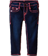 True Religion Kids - Casey Fuchsia Super T Jeans in Lightning Blue (Toddler/Little Kids)