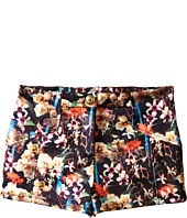 Marciano Kids - Daniella High Waisted Shorts (Big Kids)