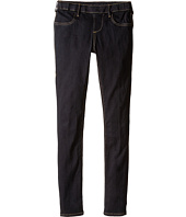 True Religion Kids - Casey Skinny Leggings in Black (Big Kids)