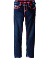True Religion Kids - Casey Fuschia Super T Jeans in Lightning Blue (Big Kids)