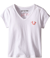 True Religion Kids - Crafted with Pride Tee Shirt (Toddler/Little Kids)