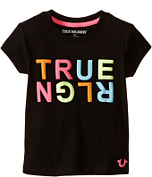 True Religion Kids - Crew Neck Tr Tee Shirt (Toddler/Little Kids)