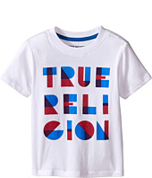 True Religion Kids - Tr Shapes Tee Shirt (Toddler/Little Kids)