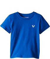 True Religion Kids - Branded Logo Tee Shirt (Toddler/Little Kids)