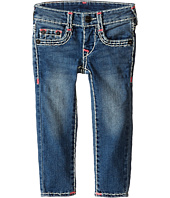 True Religion Kids - Natural Super T Casey Skinny Jeans in Northern Light (Toddler/Little Kids)