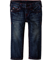 True Religion Kids - Geno Chili Pepper Single End Jeans in Garage Rookie (Toddler/Little Kids)