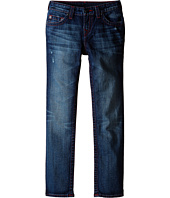 True Religion Kids - Geno Chili Pepper Single End Jeans in Garage Rookie (Big Kids)